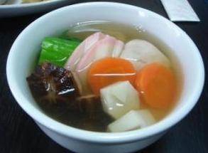 博多雑煮 レシピ・作り方