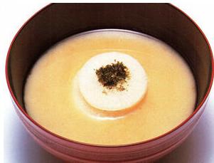 香川の雑煮