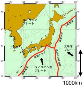 南海トラフ巨大地震は年内に起こる?