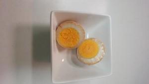 煮卵 2日目