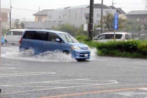 ミリ どのくらい 10 雨