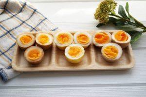 期限切れ 半熟 賞味 卵