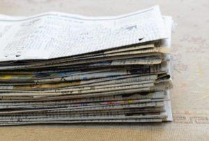 なめこ 保存方法 新聞紙