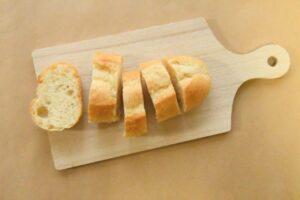 フランスパン カット