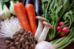 不溶性食物繊維 カリウム 食品