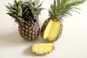 パイナップル 栄養 食べ過ぎ