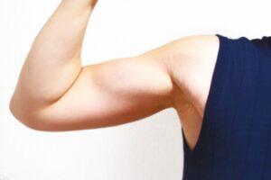 白子 筋肉