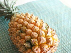 パイナップル 完熟