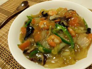 エビ レシピ 八宝菜