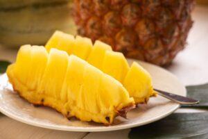 パイナップル 栄養価 食べ過ぎ