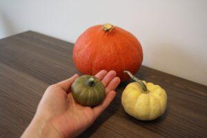 かぼちゃ 置き換え
