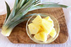 パイナップル 食べ過ぎ 量