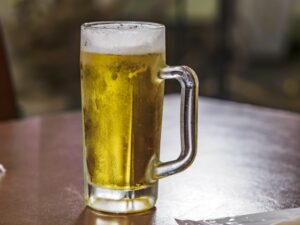 ホタルイカ アルコール