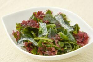 茎わかめ 食物繊維