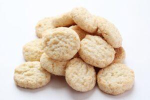 クッキー バター 代用 ココナッツオイル