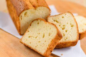 パウンドケーキ バター 代用 ココナッツオイル