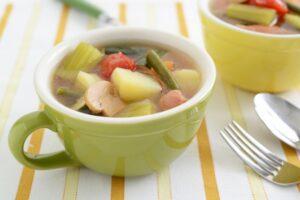スープ セロリ 代用