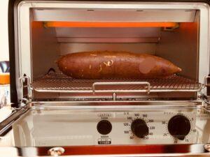 焼き芋 トースター 温め直し