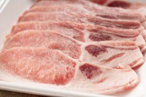 ラード 肉の脂身