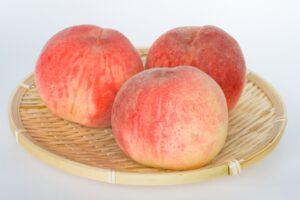 桃 食べ過ぎ 美容