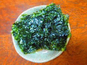 韓国海苔 食べ過ぎ