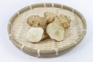 菊芋 食べ過ぎ 生