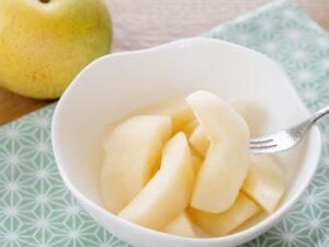 梨 食べ過ぎ 食べ方
