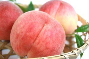 桃 栄養 食べ過ぎ