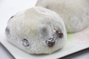 豆大福 カロリー 糖質