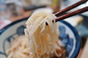 辛ラーメン 糖質ゼロ麺