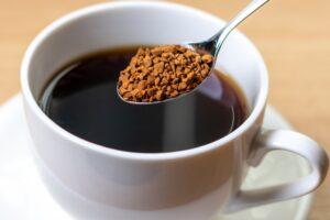 インスタントコーヒー カビ 白い