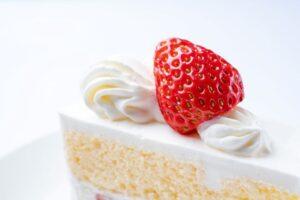 せんべい ケーキ カロリー