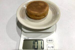 今川焼き 1個 カロリー