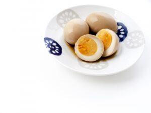 煮卵 腐る