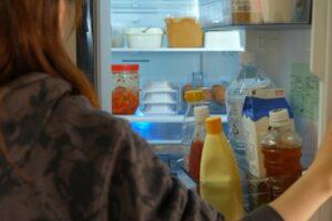 パン粉 カビ 冷蔵庫
