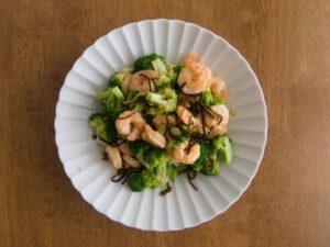 ブロッコリー 茶色 レシピ